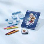 TOTUM - BJ680029 - Kit Créatif Tampons - La Reine des Neiges Disney de la marque TOTUM image 1 produit