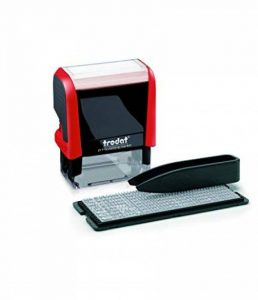 Trodat 43228 Tampon textile pour marquer les vêtements de la marque Trodat image 0 produit