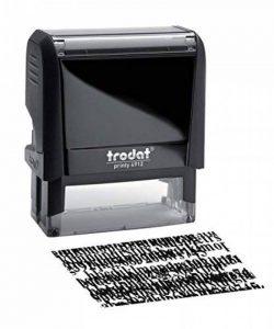 trodat cachet TOP 9 image 0 produit