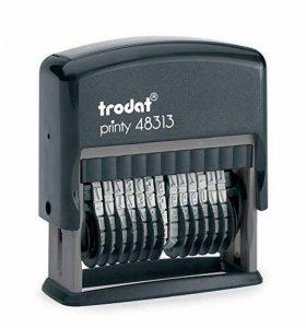 Trodat Numéroteur 48313.0 Tampon Blanc de la marque Trodat image 0 produit