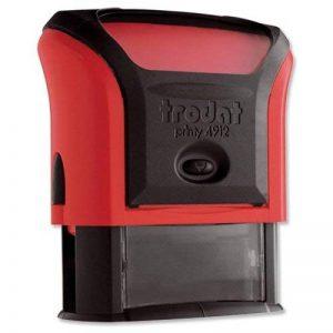 Trodat Printy Tampon encreur 5 lignes 47 mm x 17 mm de la marque Trodat image 0 produit