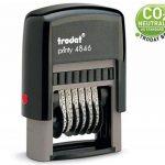 Trodat-Printy-Tampon numéroteur avec cassette d'encrage de la marque Trodat image 1 produit