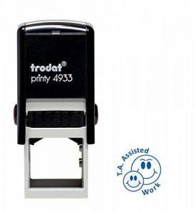 Trodat printy tampon t.a. supporte work enseignants de la marque Trodat image 0 produit