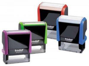 TRODAT Tampon autoinch printy4912Eco FUCS de la marque Trodat image 0 produit