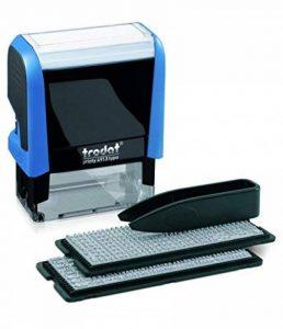 TRODAT TAMPON TRODAT PRINTY 4913 TYPO - 58x22-5 lignes à composer soi-même de la marque Trodat image 0 produit