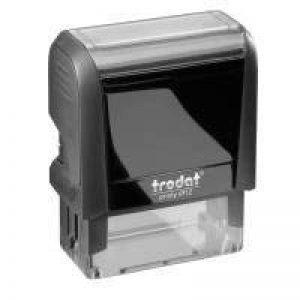 TRODAT–Texte Printy 4912Tampon sans logo de la marque Trodat image 0 produit