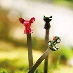 TROIKA BOOKMARK WHAWHAA – BKM21/PK – signet – Chihuahua, chien, petit chien, pour passionnés de lecture et rats de bibliothèque – fonte métallique– brillant – rose vif, argent – TROIKA-original de la marque Troika image 3 produit