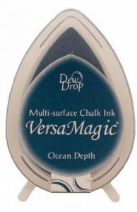 VersaMagic Dew Drop tampons d'encre Tsukineko Tampon d'encre, océan Profondeur de la marque Versamagic Dew Drop Ink Pads image 0 produit