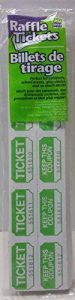 Vert des billets de loterie 250graines Prefolded–Made in USA. de la marque 50/50 Tickets image 0 produit