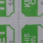 Vert des billets de loterie 250graines Prefolded–Made in USA. de la marque 50/50 Tickets image 1 produit