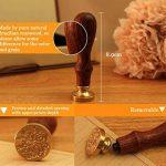 Wax Cire épilation Sceau à Kit absofine Vintage Adhesive avec ensemble de clé Cuillère Bougies Boîte Cadeau de la marque Absofine image 1 produit