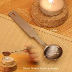 Wax Cire épilation Sceau à Kit absofine Vintage Adhesive avec ensemble de clé Cuillère Bougies Boîte Cadeau de la marque Absofine image 2 produit