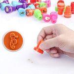 XIAOYAO Tampons Enfants 26pcs, Tampon Encreur Enfant de la marque XIAOYAO image 3 produit