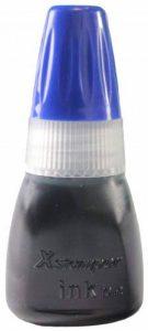 Xstamper CS10-BLUE Recharge d'encre pour Tampon de la marque XStamper image 0 produit