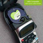 yenlok 3 X Ruban Cassette Dymo LetraTag Cartouche 91200 S0721510 Papier Blanc 12 mm par 4 m Pour LetraTag LT-100H LT-100T LT-110T QX 50 XR XM 2000 Plus de la marque yenlok image 1 produit