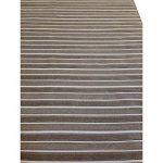 Yorkshire Fabric Shop 3.8metres de Beige crème Nuances Couleurs Motif rayures doux au toucher en tissu chenille Tissu d'ameublement Coussins Tissus Code 380 de la marque Yorkshire Fabric Shop image 1 produit