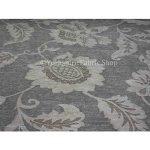Yorkshire Fabric Shop Doux chenille Motif floral Marron Code de couleur crème Tissu d'ameublement–853 de la marque Yorkshire Fabric Shop image 2 produit